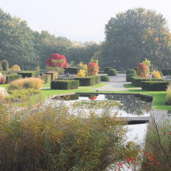 Florists' Gardens