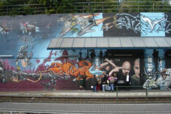 Les quartiers de Laeken