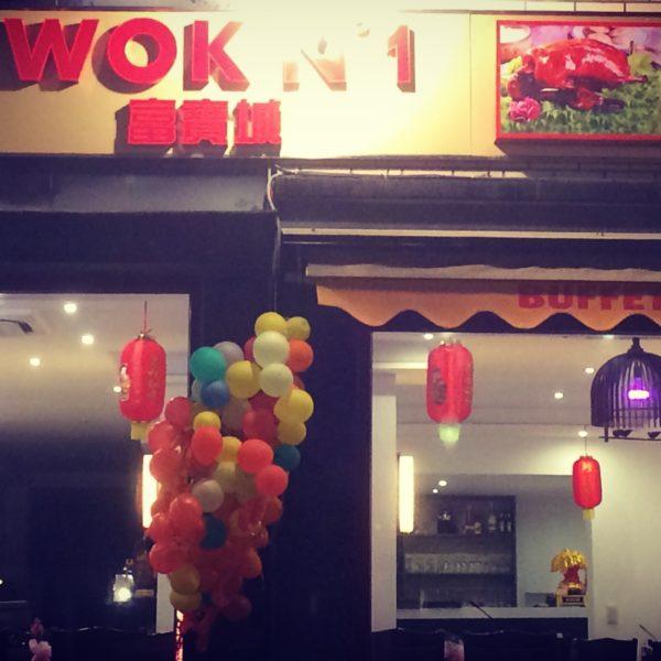 Wok 1 – Ville Fu Bao