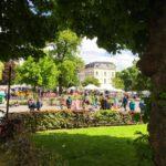 Bienvenue aux Marchés du Parvis Notre Dame de Laeken!