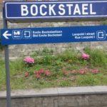 Interview Laeken.Brussels  sur la gare Bockstael